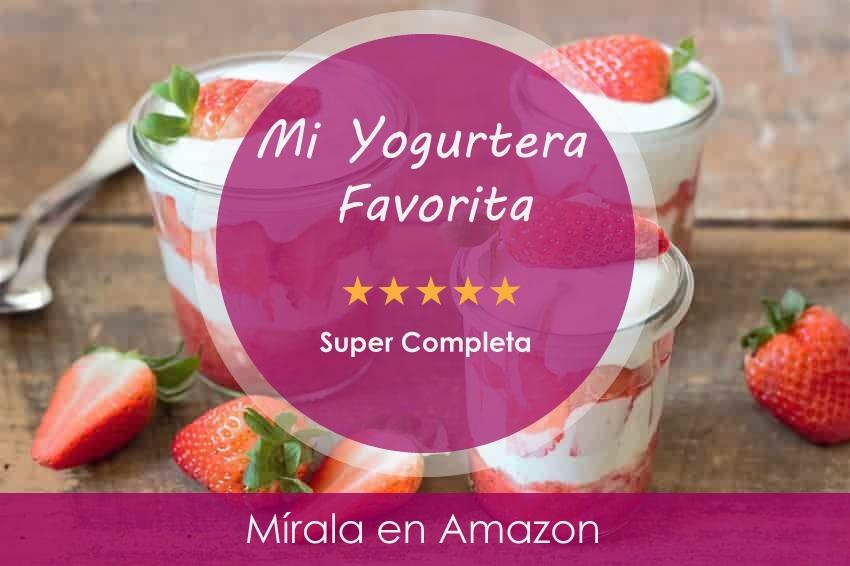 mi yogurter favorita en amazon